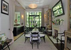 Uma Thurman   14 Million, 5-Story Greenwich Village Townhouse
