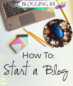 This step by step guide covers the in depth logistics of learning how to start a blog for free. Everything from set up & customization, to writing a post.