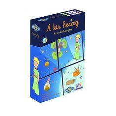 A nap játéka: A kis herceg Herceg, Cover, Books, Kids, Livros, Children, Libros, Boys, Book