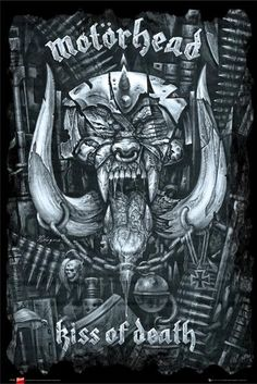 Motorhead ~ Kiss of Death                                                                                                                                                                                 Mais