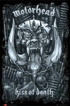 Motorhead ~ Kiss of Death                                                                                                                                                                                 Mais
