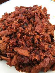 These Korean BBQ Soy Curls were inspired by our move back to New York City after fleeing New Jersey. Vegan Foods, Vegan Dishes, Food Dishes, Vegan Vegetarian, Vegetarian Recipes, Healthy Recipes, Dishes Recipes, Tvp Recipes, Healthy Foods
