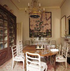 Edinburgh   Interior Design   Robert Kime   Uniquely Among Decorators   Eminence In The Profession Via Antique Dealing