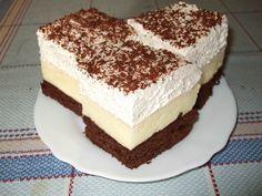 My Recipes, Recipies, Cooking Recipes, Cake Bars, Something Sweet, Vanilla Cake, Nutella, Tiramisu, Food And Drink