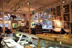 Harlem Cafe, Belfast.