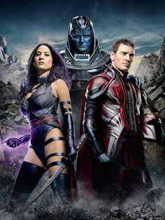 Trailer de X-men: Apocalipse é liberado pela Fox