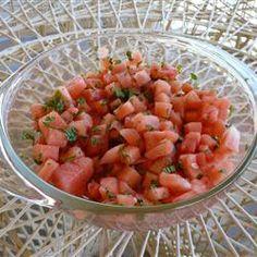 KM-Style Watermelon Allrecipes.com