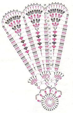 This Pin was discovered by Nor Crochet Doily Diagram, Crochet Mandala Pattern, Filet Crochet, Knit Crochet, Crochet Patterns, Crochet Dollies, Crochet Flowers, Crochet Video, Crochet Tablecloth