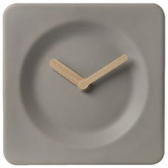 Tile Wall Clock by LEFF Amsterdam at Lumens.com