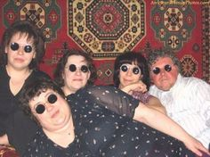 They Gotta Wear Shades - We've all been there and AwkwardFamilyPhotos.com captures all the delightful #awkward moments