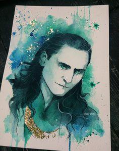 Prince of Asgard by Kinko-White.deviantart.com on @DeviantArt
