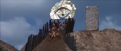 Fellini-Satyricon Screen Shot at PM Asa Nisi Masa, Film Stills, Screen Shot, Peter Pan, Art Direction, Mount Rushmore, Concept, History, Board