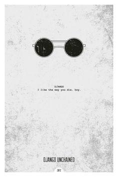Famosas frases de filmes viram cartazes   Criatives   Blog Design, Inspirações, Tutoriais, Web Design