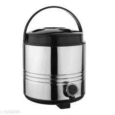 Checkout this latest Carafes Product Name: *Stainless Steel Insulated Thermosteel Hot & Cold  Water Jug - 6 Liters* Material: Stainless Steel Product Breadth: 24 Cm Product Height: 24 Cm Product Length: 30 Cm Pack Of: Pack Of 1 Country of Origin: India Easy Returns Available In Case Of Any Issue   Catalog Rating: ★4.2 (230)  Catalog Name: Latest Carafes & Jugs CatalogID_1891635 C190-SC2063 Code: 987-10392726-7902
