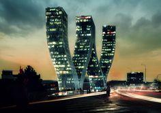 Walter Towers- Prague