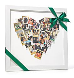 Oprah's Favorite Things For Home 2014 | Why Oprah loves it: Since you can upload 30 photos and have them printed in a heart-shaped collage, it's the ultimate sentimental gift.