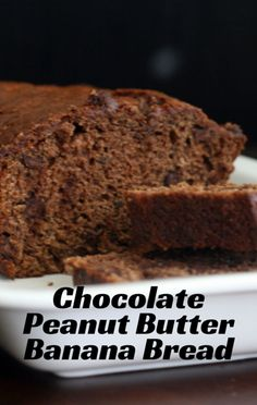 Michael Symon made a wonderful Chocolate Peanut Butter Banana Bread recipe on The Chew, the perfect weekday dessert or treat for your family and kids. http://www.foodus.com/the-chew-chocolate-peanut-butter-banana-bread-recipe/