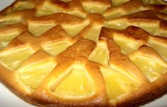 This Portuguese pineapple tart recipe is easy to make and great to share with family and friends.