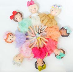 the sydney ballerina doll - restocking in january/february!