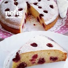 Cherry Cake - Yummy Recipes - # Vişneli Kek – Nefis Yemek Tarifleri – Cherry Cake – Delicious Recipes – # the Cherry # - Yummy Recipes, Cake Recipes, Yummy Food, Cherry Recipes, Dessert Dips, Cupcakes, Beaux Desserts, Oreo, Teen Cakes
