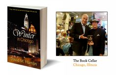 Hamlin introduces the first book in the Emily Winter mystery series, Winter in Chicago, at bookstores coast to coast. Book Clubs, Book Club Books, Book Lists, Book Club Recommendations, Mystery Series, Literary Quotes, Invite Your Friends, Promotion, Glow