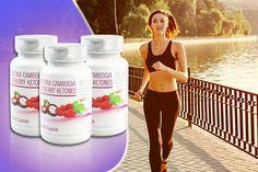 3-month Supply* of Raspberry Ketone & Garcinia Capsules