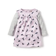 Baby Girl Clothes & Baby Girl Outfits | Tea Collection
