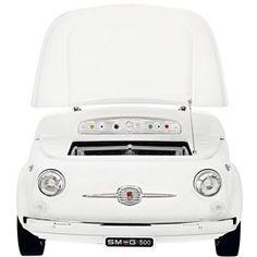 SMEG500B: Frigorífico Smeg fabricado en Itália,se combina funcionalidad con alta calidad unido a un diseño unico junto a la mejor tecnología de vanguardia.  www.smeg.es