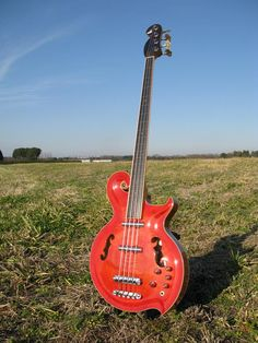 Vita Guitars Miringe 002 Bass