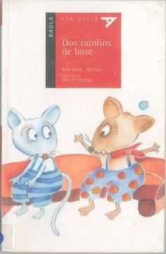 Conte: Dos ratolins de bosc