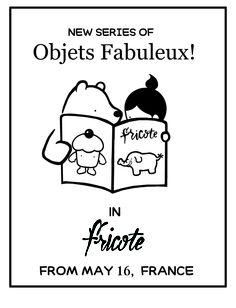 Parution Fricote!! 16 May 2013
