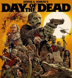 DAY OF THE DEAD Remake Has a Director — GeekTyrant