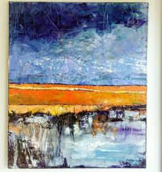 Sieh dir dieses Produkt an in meinem Etsy-Shop https://www.etsy.com/de/listing/468071826/abstract-oil-landscape-painting