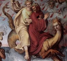 Dante Alighieri, William Blake, Heaven And Hell, Old Master, Opera, Literature, Sketches, Devil, Wicked