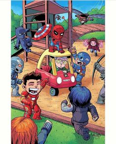 @mcg_venom posted this playground Civil War and its epic!!! Captain America: Civil War directors Joe and Anthony Russo were asked during an interview with Collider they discussed who theyd love to bring into the MCU and if theyll stick with Marvel after Infinity War. When asked which character hed most like to bring into the MCU fold Joe Russo said Wolverine. Yeah Anthony Russo agreed. First favorite character growing up was Spider-Man second was Wolverine. One of my most-prized possessions…