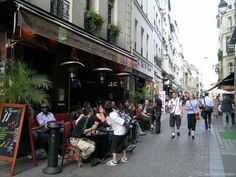 Le Marais - a perfect Parisien experience with one of the most affordable boutique hotels in Europe.