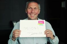 How many people does it take to create an Olympian? David Moorcroft thought it was 75,103!
