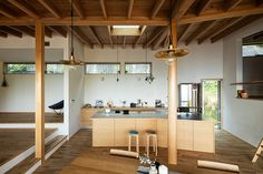 House in Sirahama-Cho, Japan with Magnificent Views of the Calm Waters of the Pacific Ocean