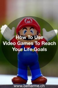 Thoughtful read with helpful info! Read this article to learn new ways to reach your life goals, inspired by video games!: