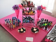 spa party ideas for girls birthday | Guidespot: Pint-Sized Pampering: Spa Parties for Girls