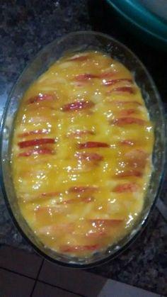 Aprenda a preparar a receita de Torta de maçã
