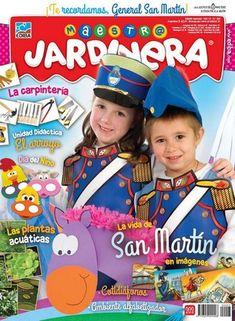 Maestra Jardinera N° 203 Baseball Cards, Preschool Journals, Mascot Costumes