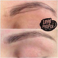 Permanent makeup by Kouki, eyebrows