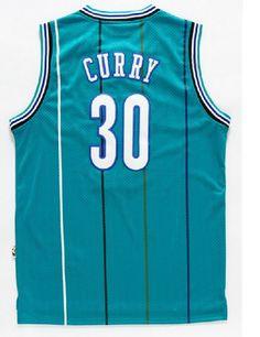 Dell Curry Charlotte Hornets 30 Hardwood Basketball Retro Swingman Men  Jersey b8e4249e6