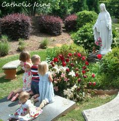 Would you consider planting a Mary garden in your home?