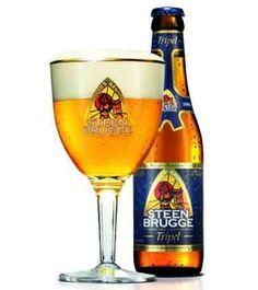 Steenbrugge Tripel - Bierebel.com, la référence des bières belges