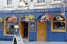 Typischer Pub in Schottland