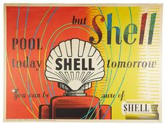 Oil Company Logos, Old Advertisements, Book Jacket, Royal College Of Art, Family Album, Apollo, Book Art, Shells, Museum