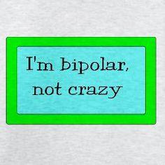 bipolar - perfect description!!How about a little bit of both?haha