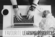 Jamie Leigh's favourite blog resources and online learning go-tos